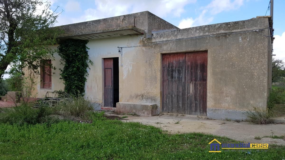 Azienda Agricola in vendita a Noto, 4 locali, prezzo € 50.000   CambioCasa.it