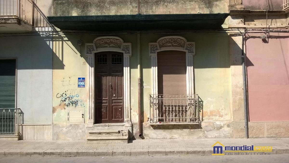 Palazzo / Stabile in vendita a Pachino, 4 locali, prezzo € 55.000 | Cambio Casa.it