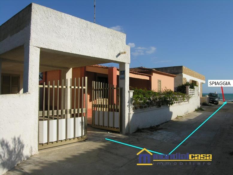 Villa vendita PACHINO (SR) - 4 LOCALI - 75 MQ
