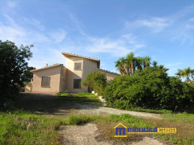 Villa vendita PACHINO (SR) - 7 LOCALI - 180 MQ