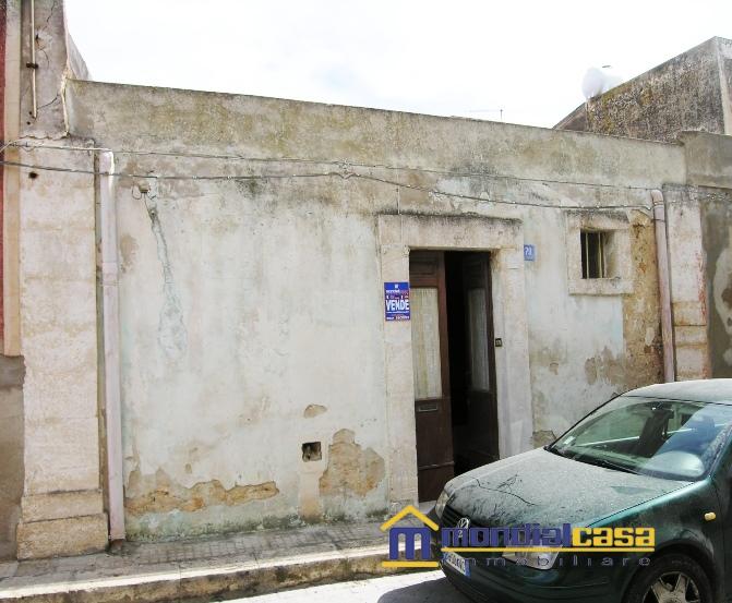 Palazzo / Stabile in vendita a Pachino, 2 locali, prezzo € 38.000 | Cambio Casa.it