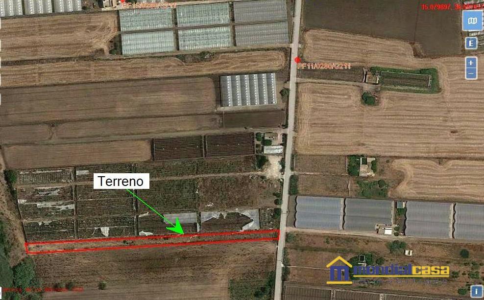 Azienda Agricola in vendita a Pachino, 9999 locali, prezzo € 4.600   CambioCasa.it